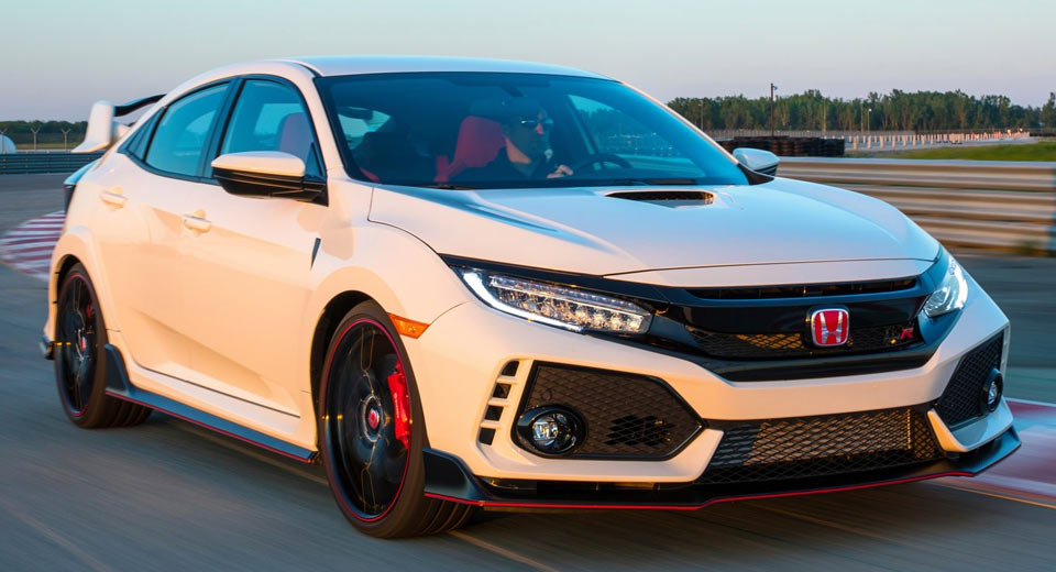 2017 honda civic type r priced from 33 900 in the u s. Black Bedroom Furniture Sets. Home Design Ideas