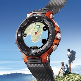 Casio Announces Release Date For PRO TREK Smart WSD-F30 Smartwatch For Outdoor Enthusiasts