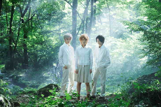 The Promised Neverland Akan Mendapat Live-action Film di Winter 2020