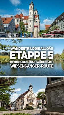 Wandertrilogie-Allgäu | Etappe 5 Ottobeuren – Bad Grönenbach | Wiesenganger-Route | Weitwanderweg-Allgäu | Wandern-Unterallgäu