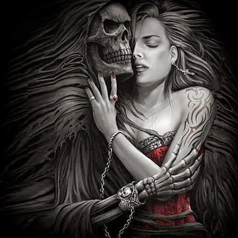 Gothic Girl Live Wallpaper San La Muerte