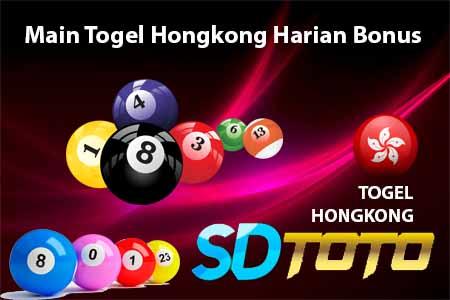 Main Togel Hongkong Harian Bonus