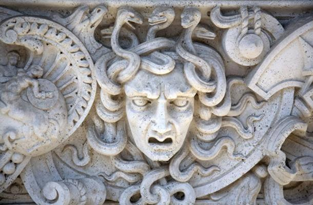 Medusa,  Symbols and Meanings