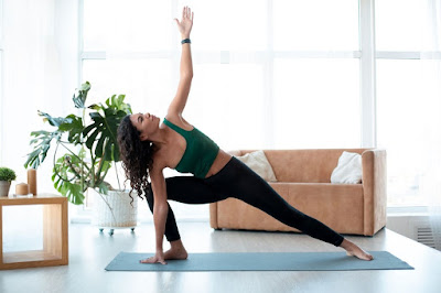 Your Way to Physical and Mental Fitness with Yoga
