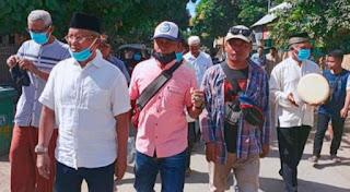 Hadirkan Sarana Olah Raga yang Megah dan Representatif, Janji H. Arifin Calon Bupati Bima