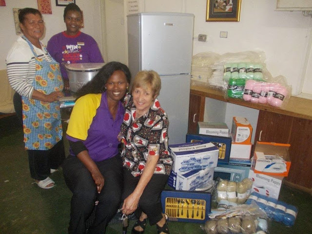 Hollywoodbets donations to Vukusebenze Shelter - Cradock