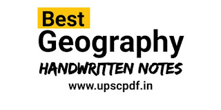 World Geography Physical Feature Handwritten Notes