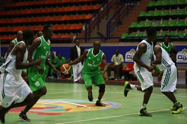 Pillars, Bulls book tickets to African championship :Basketball
