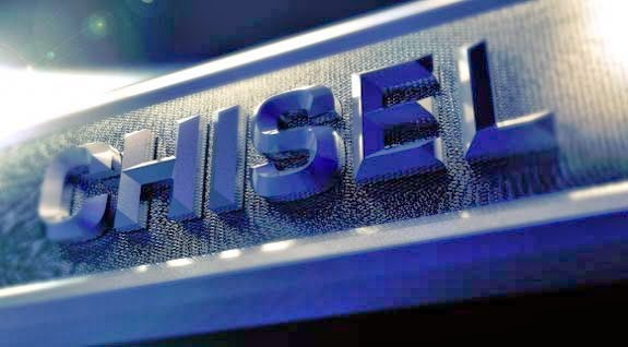 Create Chiseled Text in Cinema 4D