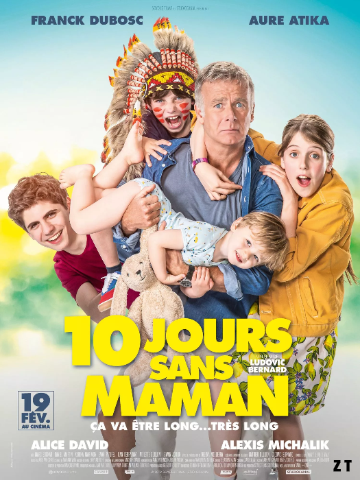 10 jours sans maman [BDRip] [Streaming] [Telecharger]