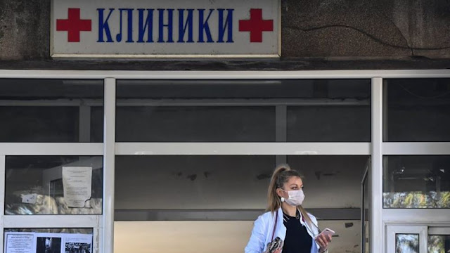 Σκόπια: ''Έκρηξη'' νέων κρουσμάτων κορωναϊού