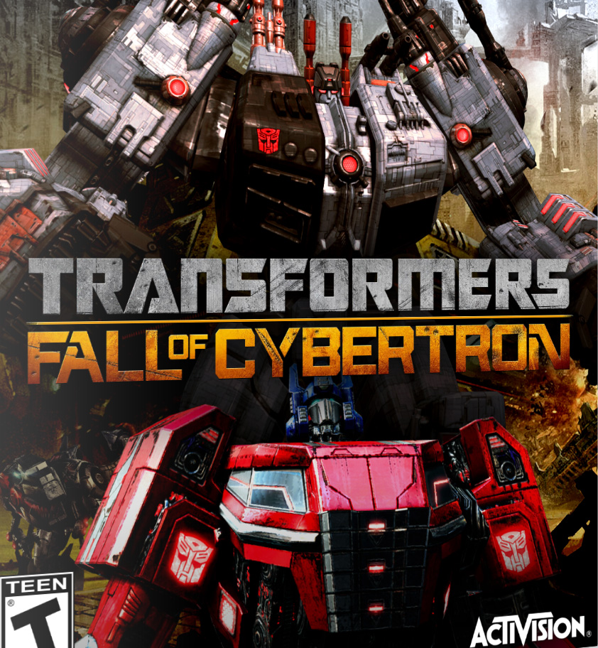download game transformers fall - photo #32