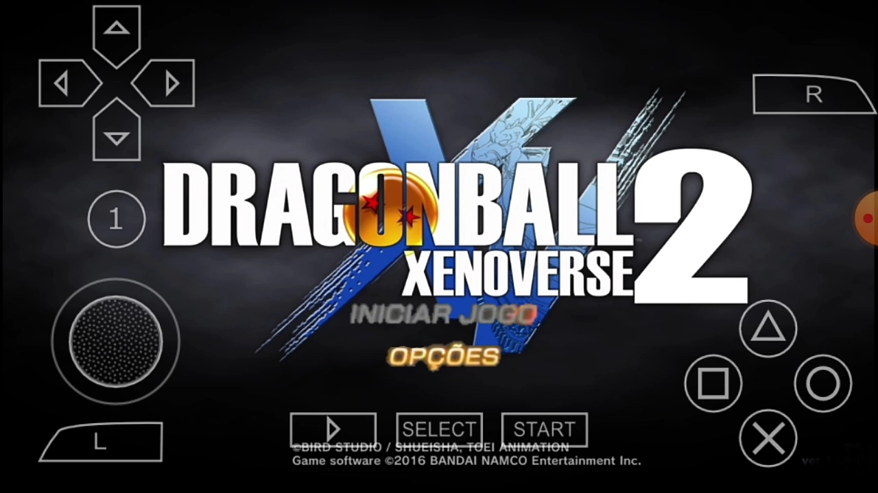Dragon Ball Xenoverse 2 for Android