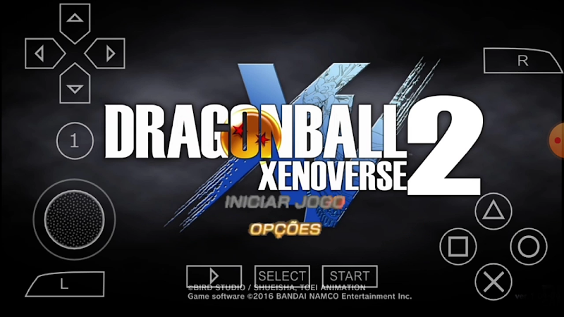Dragon Ball Xenoverse 2 Mod PSP ISO Download