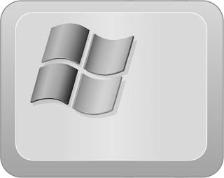 Cara Mengaktifkan atau Menonaktifkan Tombol Windows Pada Keyboard