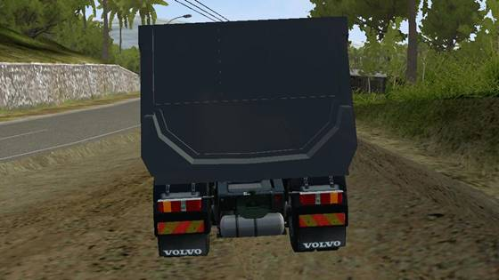mod bussid volvo fmx e5 10x4 dumper