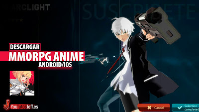 MMORPG ANIME, Descargar SoulWorker Anime Legends para Android o iOS
