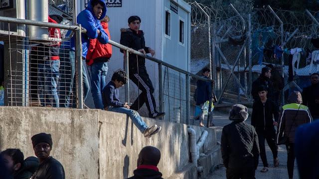 Η περιφέρεια Βορείου Αιγαίου κάνει και δημοσκόπηση για το μεταναστευτικό