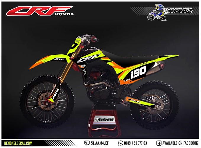 CRF 150 L - SP001