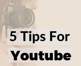pelajari 5 tips ampuh mendapatkan uang dari YouTube