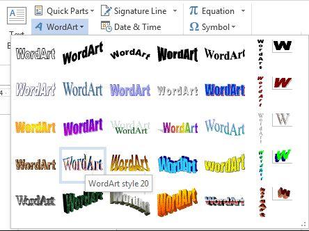 Cara Membuat Tulisan Graffiti di Microsoft Word dengan Mudah