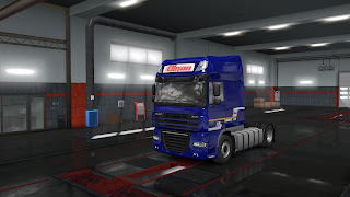 european logistics companies paint jobs pack screenshots 14, alişan logistics