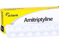 Amitriptyline - Kegunaan, Dosis, Efek Samping