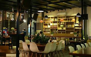 Café là nơi thường đến của hầu hết người dân Hải Phòng