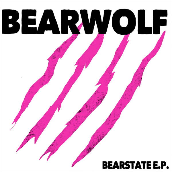 Bearwolf stream Self-Titled EP