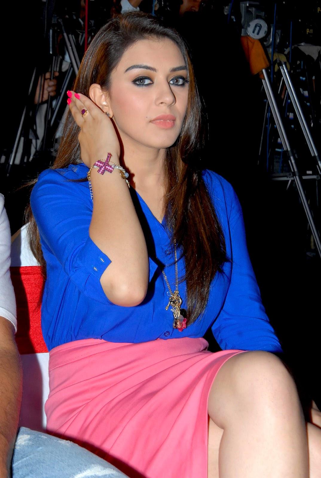 Hansika Motwani Latest Photos At Durga Movie Launch - HD