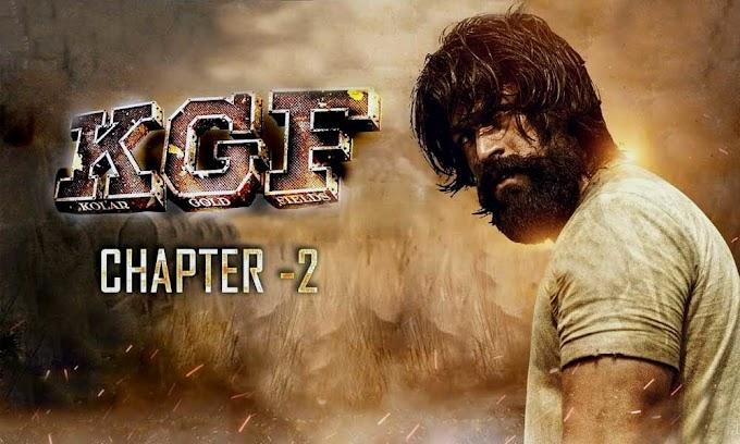 KGF 2 Trailer Update