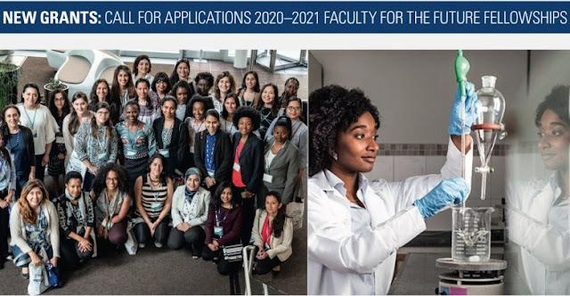 منحة مقدمة من مؤسسة شلمبرجير (SCHLUMBERGER) للنساء من مختلف دول العالم لدراسة الدكتوراه (ممولة بالكامل)