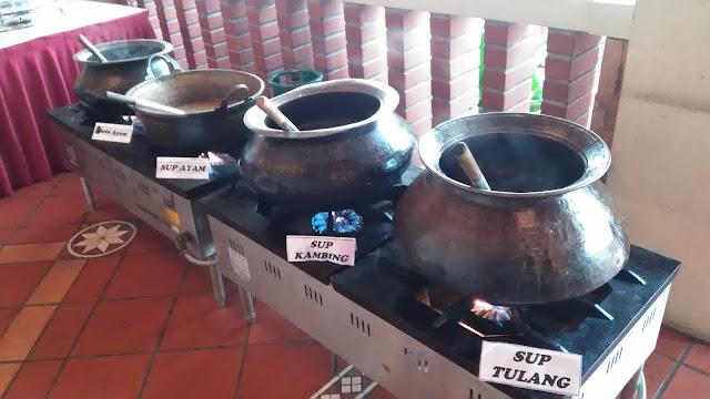 Pelbagai jenis sup