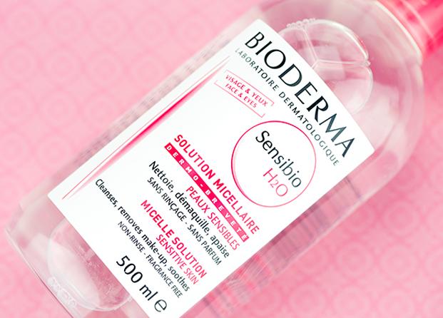 1. Sensibio H20, una de las mejores aguas micelares de Farmacia