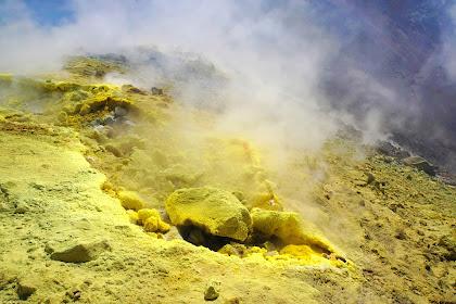 Dampak Dari Sulfur Atau Belerang Bagi Kesehatan