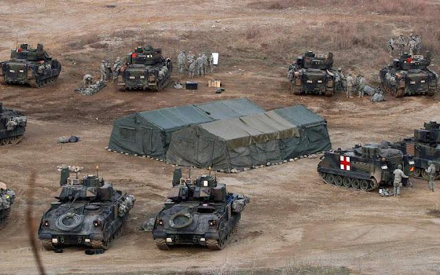 Οι χώρες με την μεγαλύτερη στρατιωτική ισχύ για το 2020