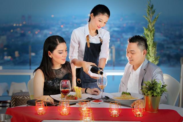 Menjelang Hari Kasih Sayang, THE Zuri Hotel Tawarkan Paket Romantic Dinner Bernuansa Korea
