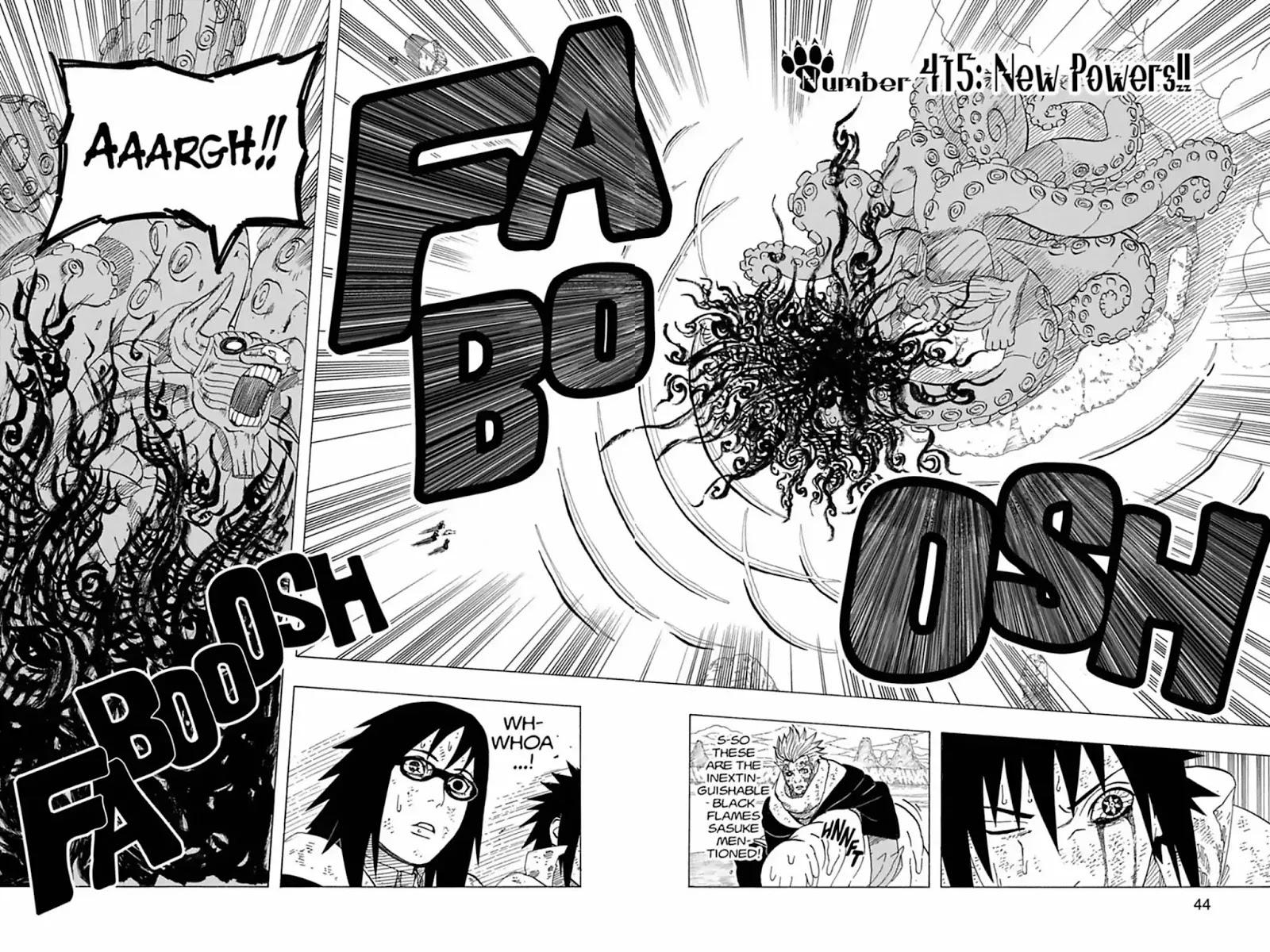 Itachi vs Killer Bee: Destrinchando a luta! 002