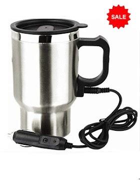 Best Electric Heating mug for Car, Coffee & Tea maker (450 ml)