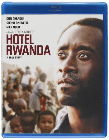 Hotel Rwanda 2004 Hindi Dual Audio 450MB BluRay x264 ESubs 480p