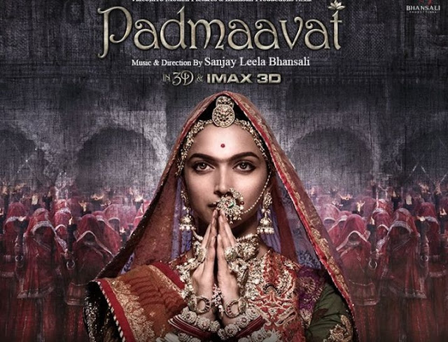 Padmaavat - 10 best bollywood hindi movies of 2018