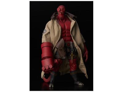 Hellboy 1/12 - 1000 Toys