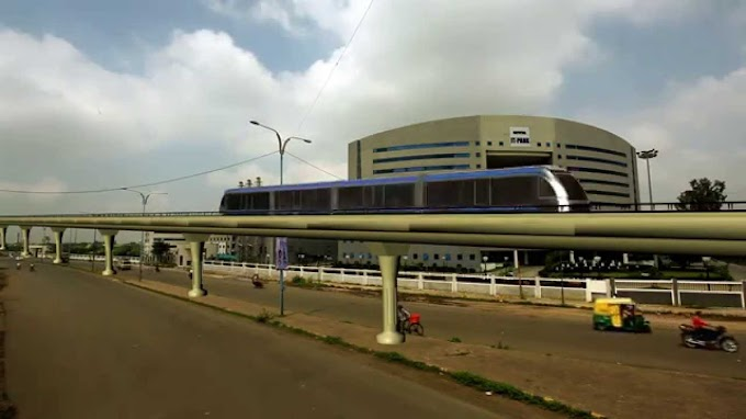Rail Vikash Nigam gets contract for Indore Metro Rail