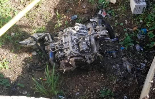 Muere cantante urbano Kitah en accidente en un McLaren blanco