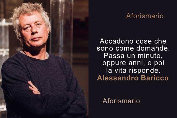 Aforismario Aforismi Frasi E Citazioni Di Alessandro Baricco