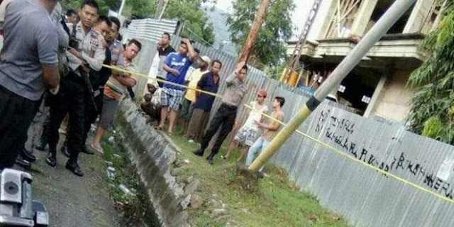 BANGSAT! Ternyata Theresia Lampyiopar dibunuh  suaminya, BIN, TNI, dan POLRI bermain orang Papua kena getahnya