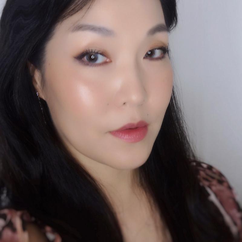 Dior Birds of a Feather makeup look