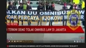 Cek Fakta: Akhirnya MK Resmi Gagalkan Omnibus Law