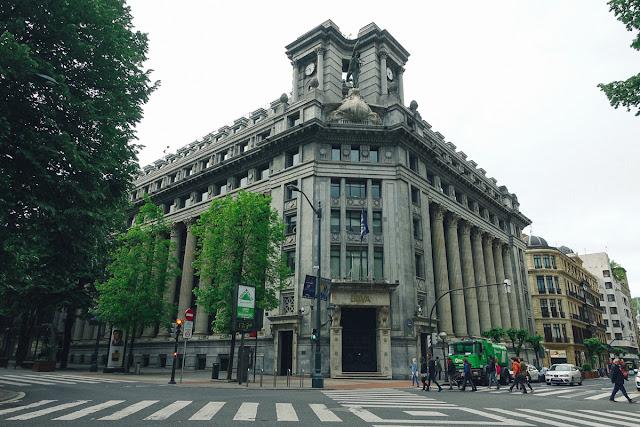 ビルバオ・ビスカヤ・アルヘンタリア銀行(Banco BBVA)