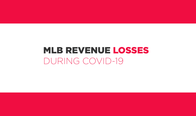 MLB Revenue losses during COVID-19